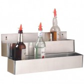 Barista Double Speed Rack - 2X8 Bottles