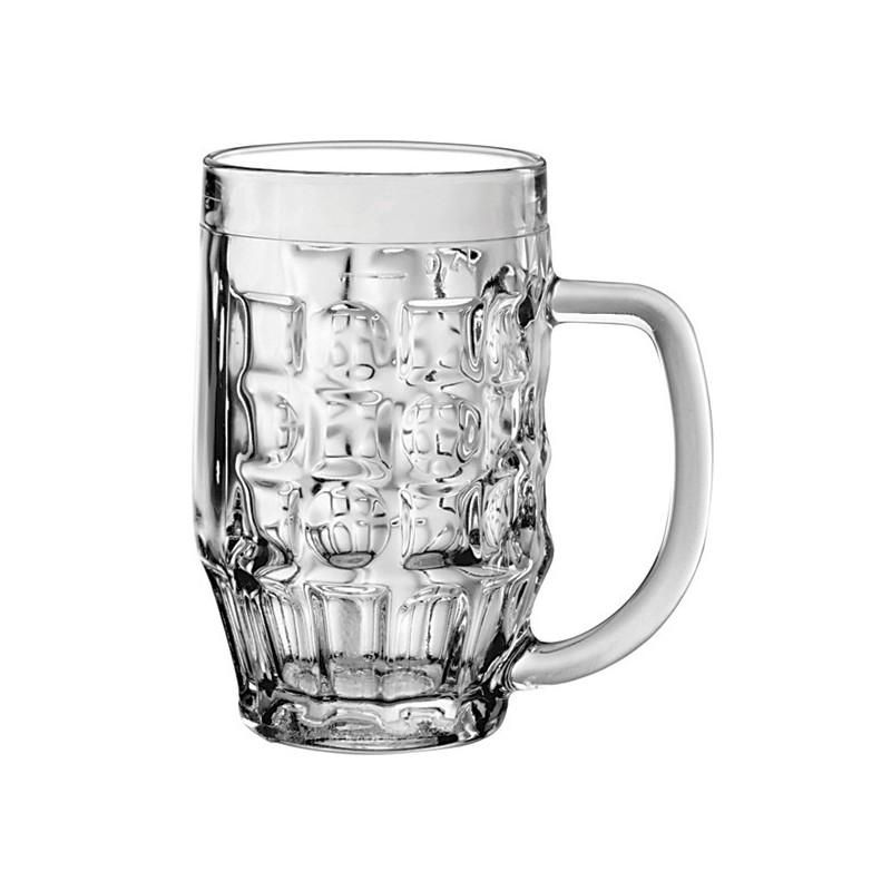 beer mugs malles 50 5 cl bormioli rocco barista expert. Black Bedroom Furniture Sets. Home Design Ideas