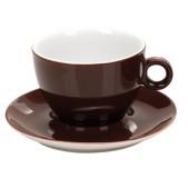 Φλυτζάνι Τσαγιού 482/3 Πορσελάνη Καφέ 315 ml