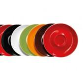 Πιάτο Τσαγιού 16 cm Πορσελάνη Διάφορα Χρώματα 482/3