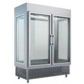 Ψυγείο Κρεοπωλείου Θάλαμος Βιτρίνα UBK 160