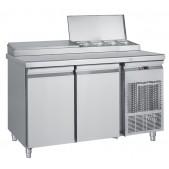 Ψυγείο Σαλατών Με 2 Πόρτες PIM 155