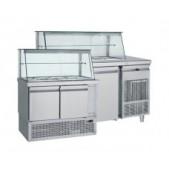 Ψυγείο Σαλατών Με 3 Πόρτες SM 180