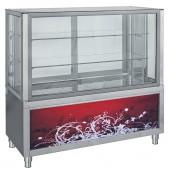 Ψυγείο Βίτρινα Ζαχαροπλαστείου ZBF 108