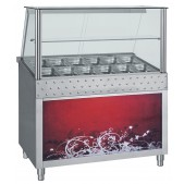 Ψυγείο Βιτρίνα Σαλατών ΒBF 138
