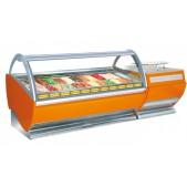 Βιτρίνα Παγωτού TROY T 16-G (2 Μοτέρ)