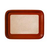 Δίσκος Φελλού 28 Χ 21 Ξύλινος Παραλληλόγραμμος (Laminate)
