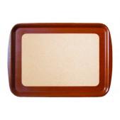 Δίσκος Φελλού 38 X 28 Ξύλινος Παραλληλόγραμμος (Laminate)
