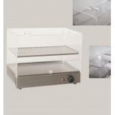 Θερμαινόμενη Βιτρίνα Plexi Glass Επιτραπέζια B50R