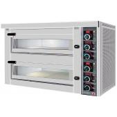 Ηλεκτρικός Φούρνος 2 Ορόφων για 4+4 πίτσες FPD92
