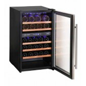 Ψυγείο 2 Ζωνών Προβολής & Συντήρησης Κρασιών CW36 DT