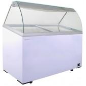 Βιτρίνα Παγωτού D400 AF Display
