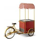 Ψυχόμενο Ποδήλατο προβολής ICE CREAM BICYCLE