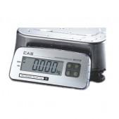 CAS FW500-C (LCD) Δεύτερη Οθόνη για το Πίσω Μέρος Της Ζυγαριάς