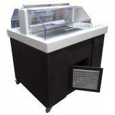 Ψυχόμενο Salad Bar Exclusive 149 cm