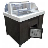 Θερμαινόμενο Salad Bar Exclusive 183 cm