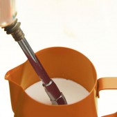 BELOGIA 350 ml - Γαλατιέρα Πορτοκαλί