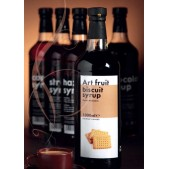 ART FRUIT Σιρόπι Καφέ CARAMEL-ΚΑΡΑΜΕΛΑ 1 Lt.