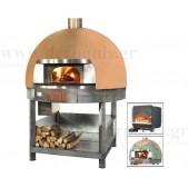 Φούρνος Κτιστός 2 Πίτσες L75 MORELLO FORNI