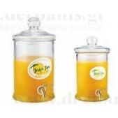 Βάζο με Αεροστεγές Καπάκι και Βρύση 4000 ml