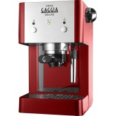 Gaggia Gran Gaggia Deluxe Red LSB Μηχανή Καφέ