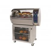 Κοτοπουλιέρα & Θερμοθάλαμος Υγραερίου με Σούβλες T30GP