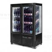 Ψυγείο Προβολής & Συντήρησης Κρασιών ENOTECA 800