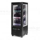 Ψυγείο Προβολής & Συντήρησης Κρασιών ENOTECA 400