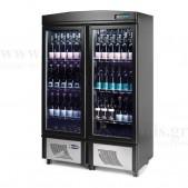 Ψυγείο Προβολής & Συντήρησης Κρασιών CANTINA 2 NERA