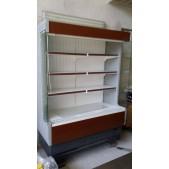 Ορθια Βιτρίνα Ψυγείο Self Service ΗΦΑΙΣΤΟΣ 1500