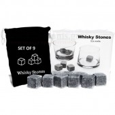 Whisky Stones 9 ps.