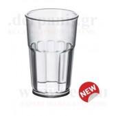 Ποτήρι PC Διάφανο 400 ml