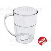 Ποτήρι PC Μπύρας 500 ml