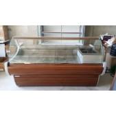 Βιτρίνα ΔΙΑΣ 1500 Ψυγείο Αλλαντικών -Τυροκομικών με Τυριέρα