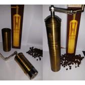Μύλος Άλεσης Καφέ Μπρούτζινος